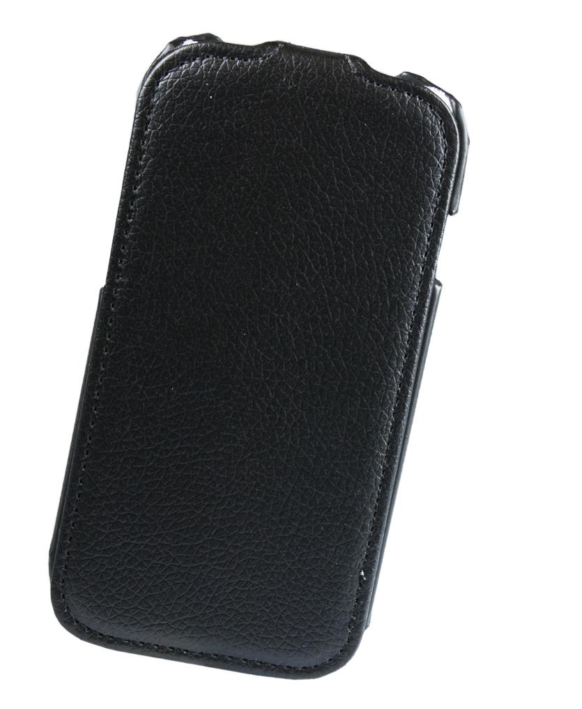 Чехол Flip-case Partner для Samsung Galaxy K Zoom SM-C115 (черный)