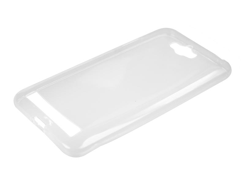 Силиконовый чехол Partner для ASUS ZenFone Max ZC550KL, 0.6 мм, прозрачный