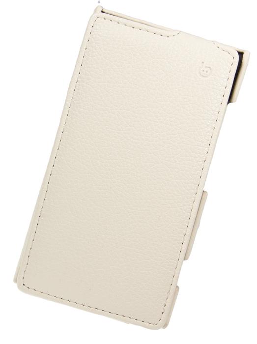 Чехол Flip-case Partner для Nokia Lumia 920 (белый)