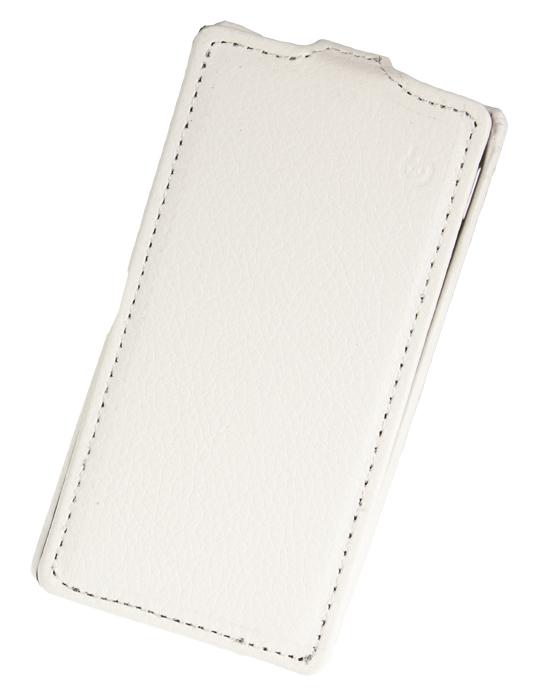 Чехол Flip-case Sony Xperia sola (MT27i), белый