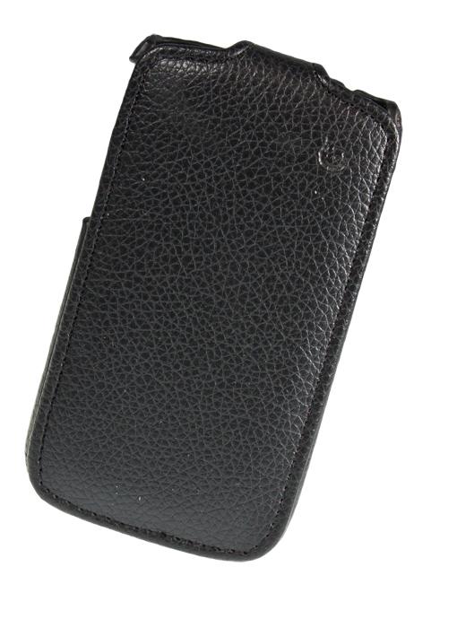 Чехол Flip-case Samsung S6102 (черный)