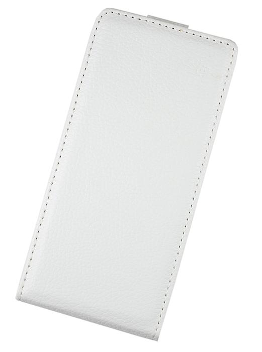 Чехол Flip-case Partner для Sony Xperia P LT22i (белый), серия Slim