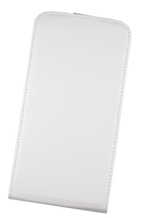 Чехол Flip-case Partner для Samsung Galaxy Note 2 N7100 (белый) серия Slim