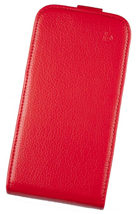 Чехол Flip-case Samsung Ativ S i8750 (красный) серия Slim