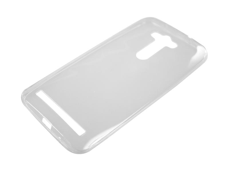 Силиконовый чехол Partner для ASUS ZenFone 2 Laser ZE550KL, 0.6 мм, прозрачный