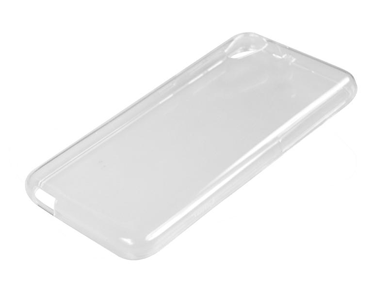 Силиконовый чехол Partner для HTC Desire 650, прозрачный