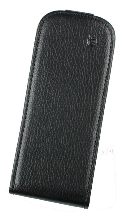 Чехол Flip-case Nokia Asha 202 (черный) серия Slim