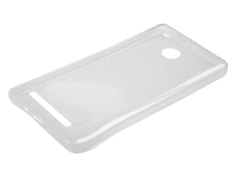 Силиконовый чехол Partner для Xiaomi Redmi 3X, прозрачный, с защитой камеры
