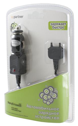 Автомобильное зарядное устройство Partner SonyEricsson K750