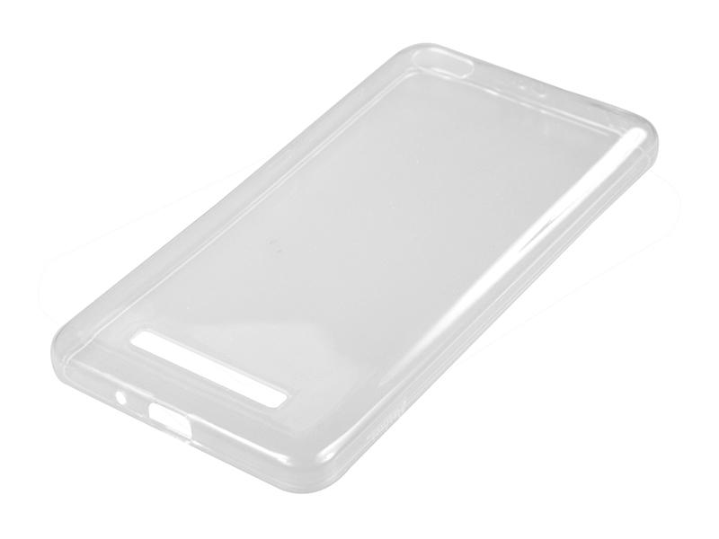 Силиконовый чехол Partner для Xiaomi Redmi 4A, прозрачный