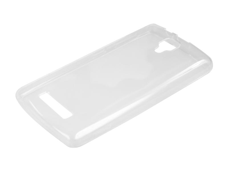 Силиконовый чехол Partner для Lenovo A1000, 0.6 мм, прозрачный