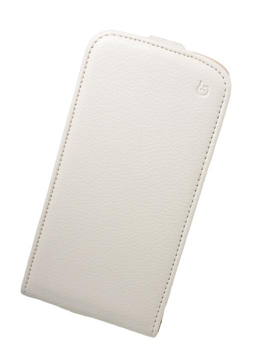 Чехол Flip-case Partner для Samsung Galaxy S4 Active GT-I9295 (белый), серия Slim