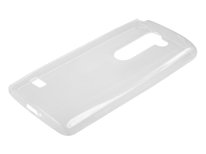 Силиконовый чехол Partner для LG Leon, 0.6 мм, прозрачный