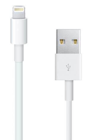 Кабель USB 2.0 - Apple iPhone/iPod/iPad 8pin, 1м, Partner