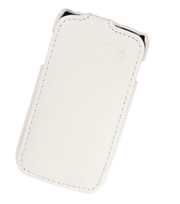 Чехол Flip-case Samsung Wave Y GT-S5380 (белый)