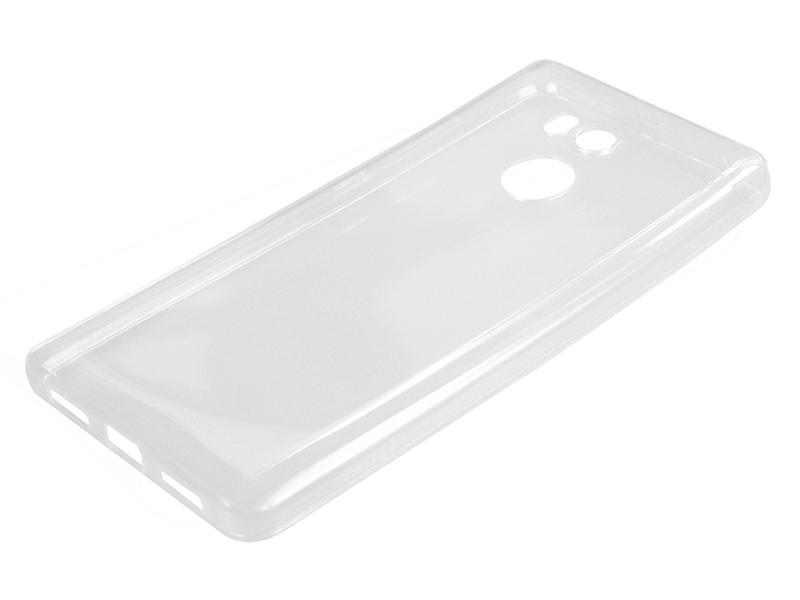 Силиконовый чехол Partner для Xiaomi Redmi 4 Prime, прозрачный