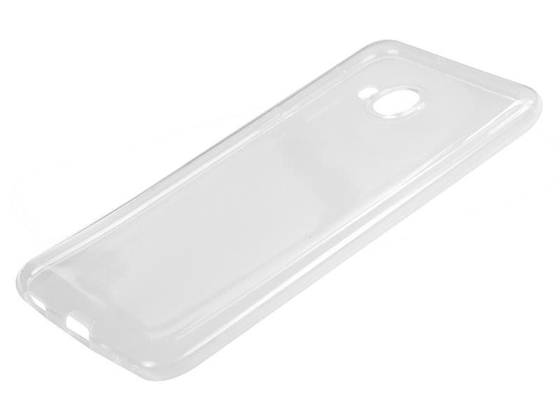 Силиконовый чехол Partner для HTC U Play, прозрачный